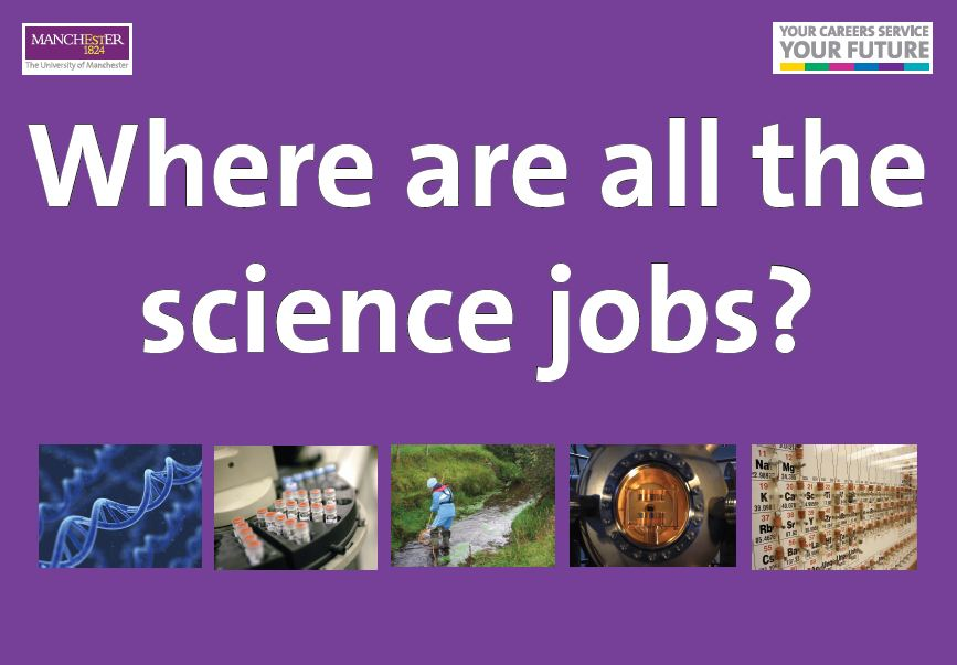 Where Are All The Science Jobs University Of Manchester