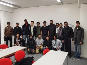 Pakistan Job Mkt Workshop