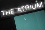 atrium sign