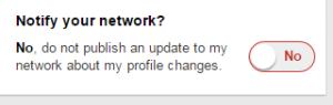 notify network