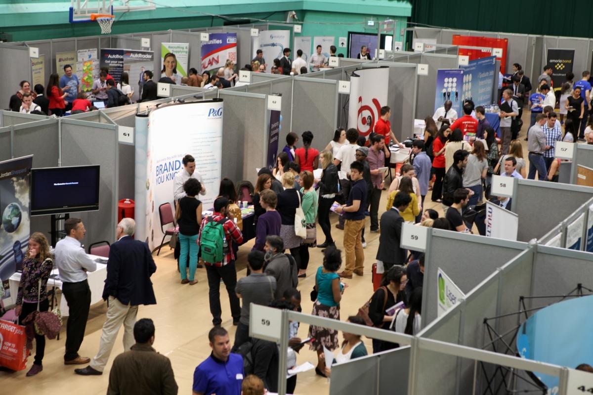 3 Reasons To Attend The Graduate Recruitment Fair