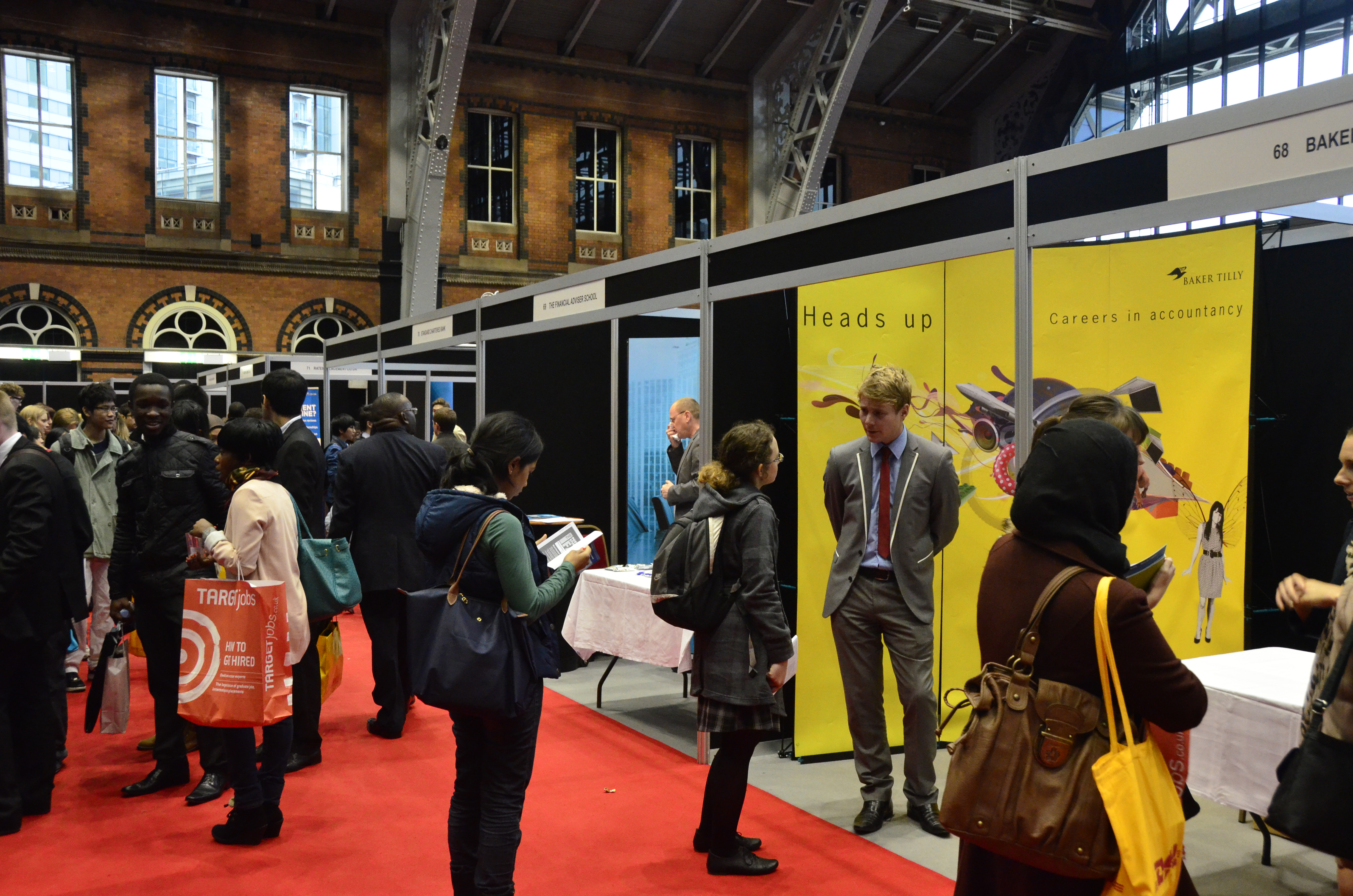 careers fair university of manchester careers blog but there s plenty to gain from coming along to one of our upcoming fairs whatever your