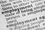 Dictionary Definition of employment
